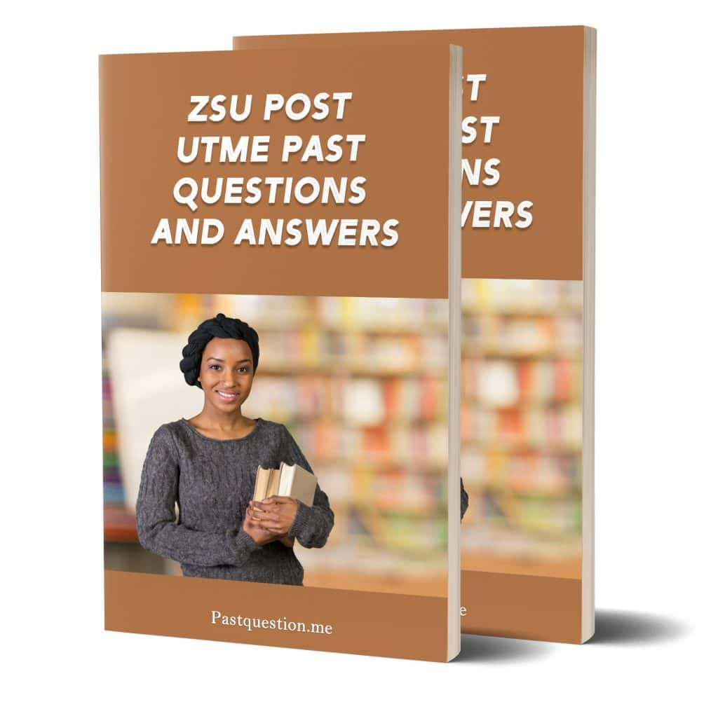 zsu post utme past questions and answers